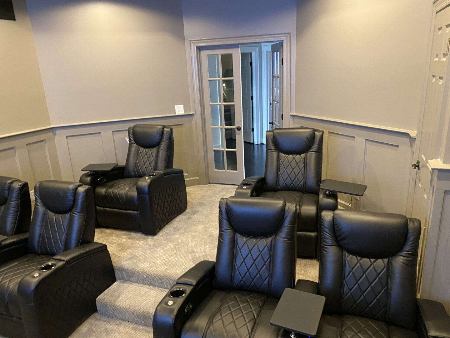 Birmingham Home theater installation for luxury living